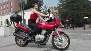Ania Honda CB500