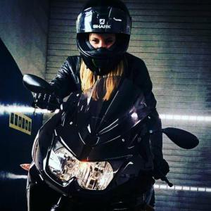 Kamila Kawasaki Ninja 250R
