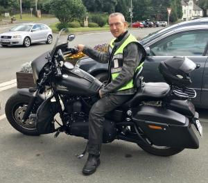 Krzysztof Harley Davidson Fat Bob