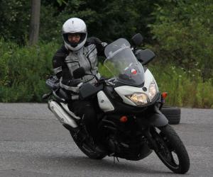 Leszek Suzuki V-Strom DL650