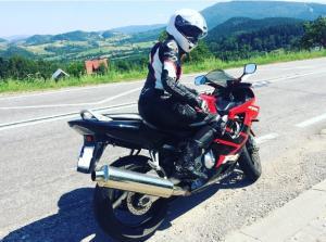 Maja Honda CBR600F4i