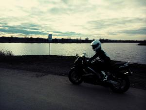 Monika Honda CBR F4I